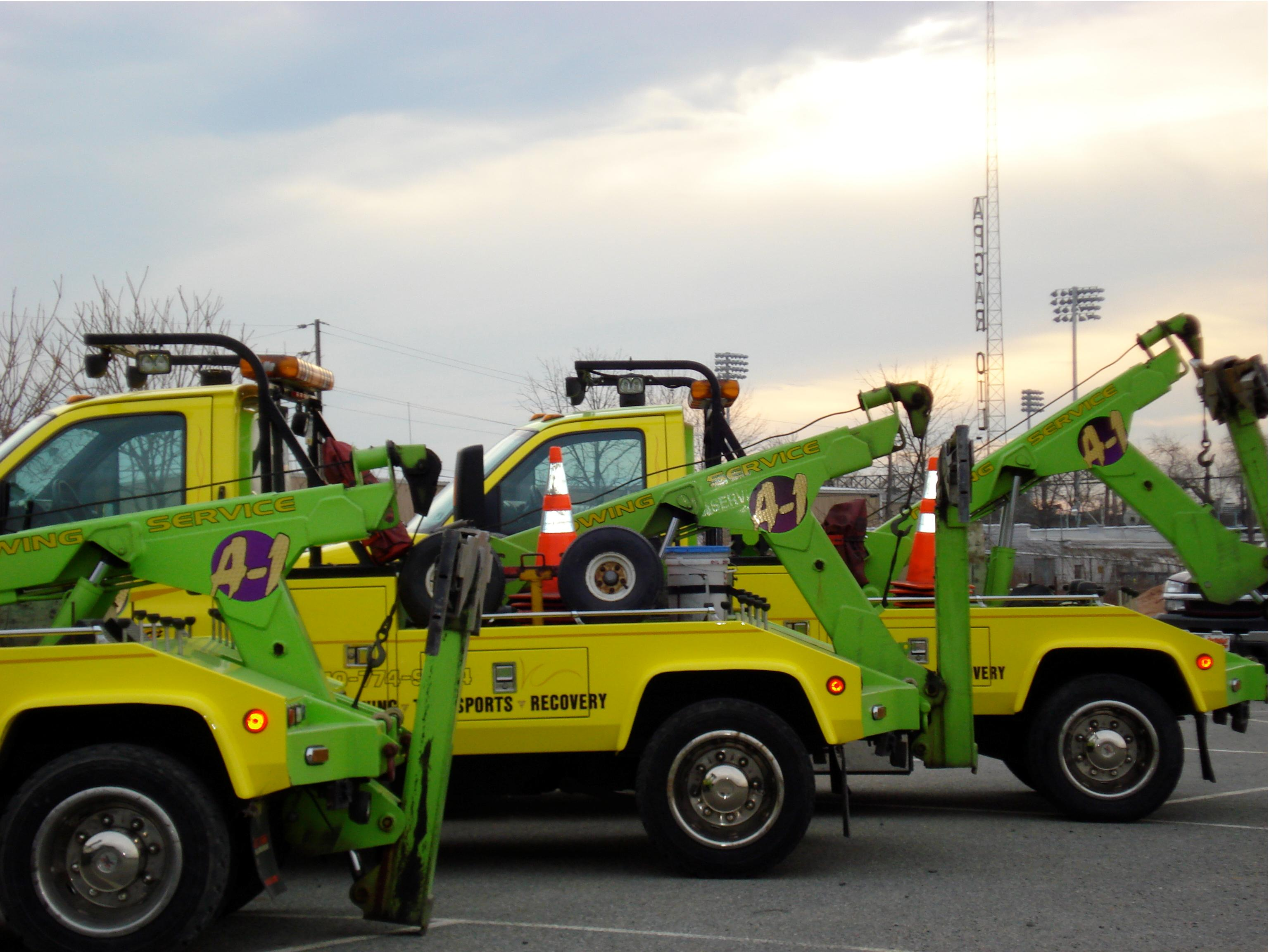 Can A Towing Company Search Your Car