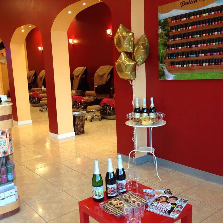 Q Nails & Spa 1905 Southpark Blvd, Colonial Heights, VA 23834 - YP.com