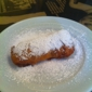 The Atlantic Chipshop - Brooklyn, NY. Deep fried snickers bar