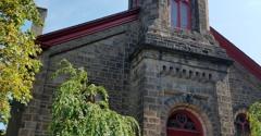 Craft Pro Masonry Restoration Inc. - Glenside, PA. St. James Church, Briston, PA - Stone Pointing