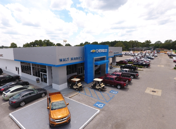 Walt Massey Chevrolet Buick GMC - Lucedale, MS