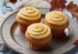 Noe Valley Bakery - San Francisco, CA. Tangerine Spice Cupcake