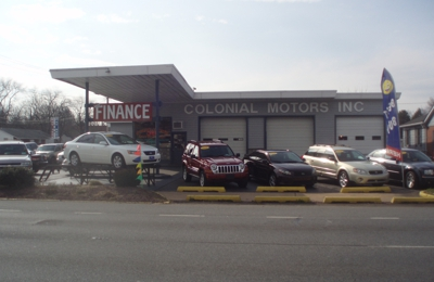 Colonial Motors - Smyrna, DE
