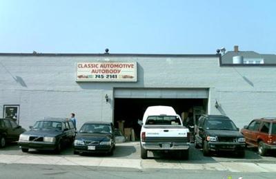 Classic Automotive Auto Body Inc. - Salem, MA