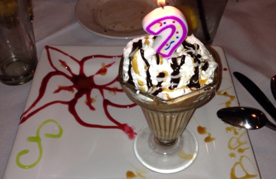 Bel Piatto Cucina Italian - Modesto, CA. Birthday celebration here, food was excellently prepared and service was outstanding!