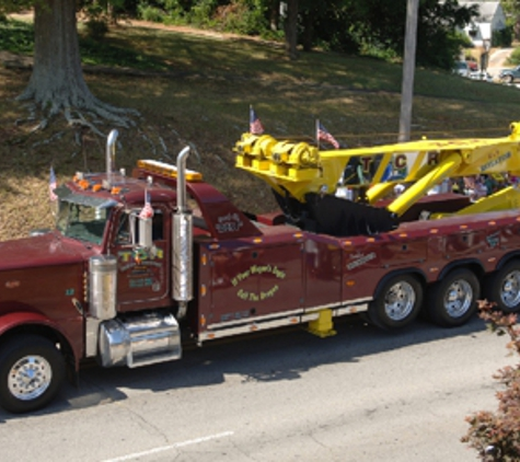 TCR Towing & Recovery - Carrollton, GA