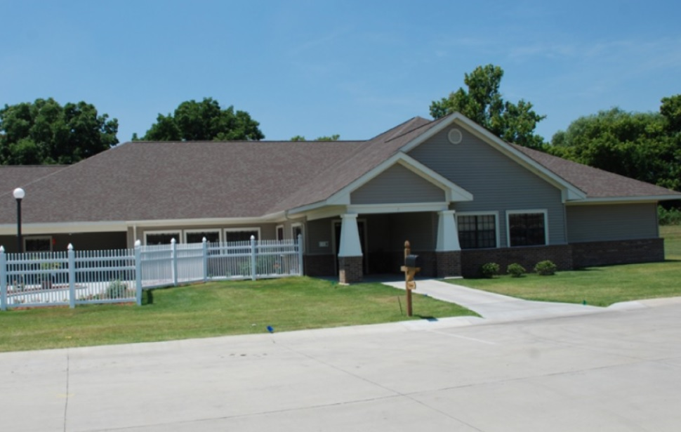 Martha Coker Green House® Homes 2041 Grand Ave, Yazoo City