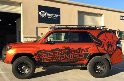 Creepy Goat Graphics - Leander, TX