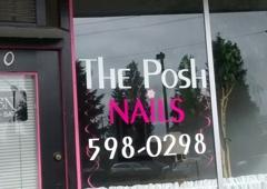 The Posh Nail Salon - San Carlos, CA