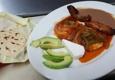 Variedad De Pupusas Restaurante Estela - Wilmington, CA. huevos rancheros