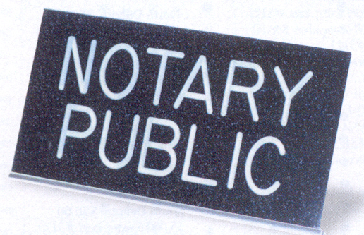 Beginning a Notary Service Business