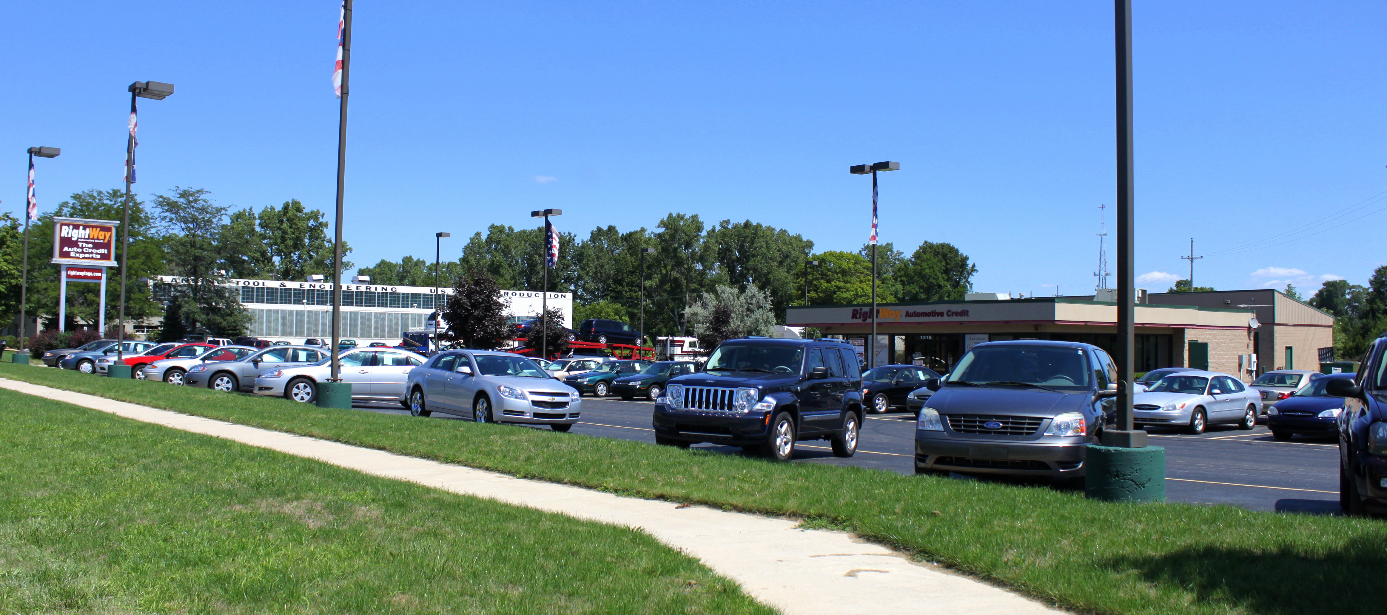 Rightway Auto Sales >> Rightway Auto Sales 1315 S Waverly Rd Lansing Mi 48917 Yp Com