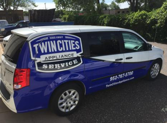 Twin Cities Appliance Service Center Inc - Hopkins, MN