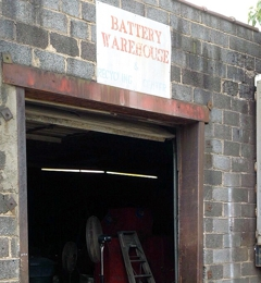 Battery Warehouse & Recycling Center - Greensboro, NC