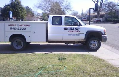 """Dan Case """"Mobile"""" Mechanics - Red Bluff, CA"""