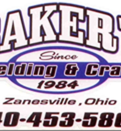 Baker's Welding And Crane Service - Zanesville, OH