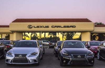 Lexus Carlsbad - Carlsbad, CA