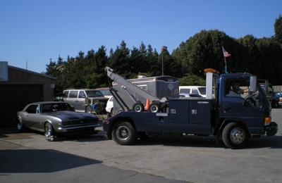 Art's Monterey Bay Towing