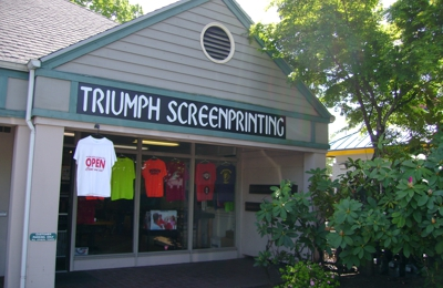 Triumph Screen Printing - Portland, OR
