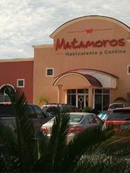 Matamoros Restaurant Y Cantina