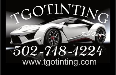 Tgotinting - Louisville, KY. 10-17-2017