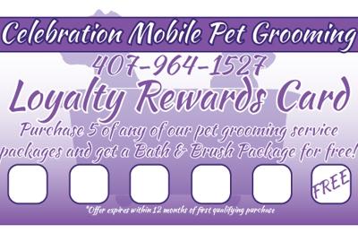 Celebration Mobile Pet Grooming - Kissimmee, FL