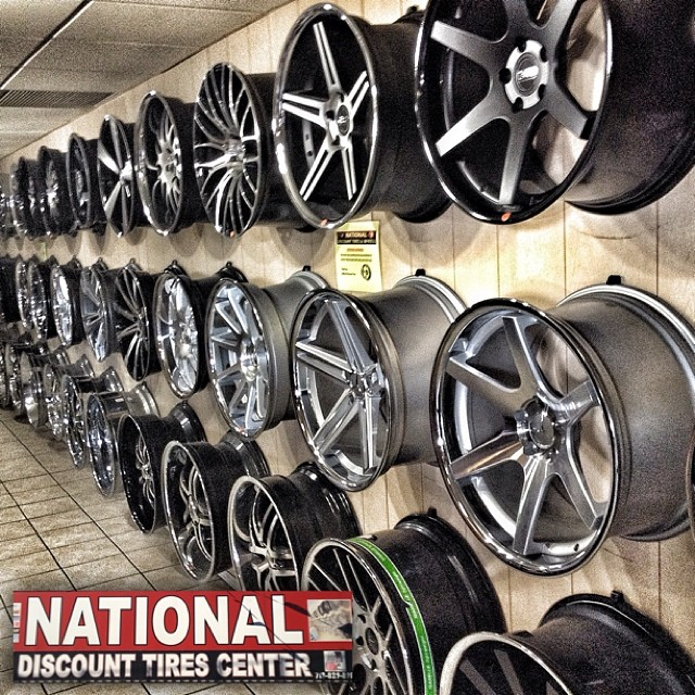 Discount Tire Tulsa >> National Discount Tires Wheels 1959 Birchall Ave Bronx