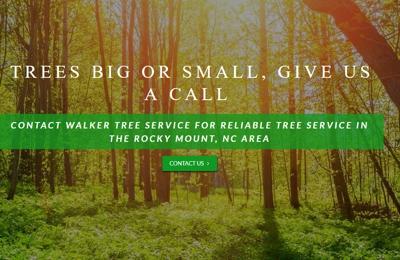 Walker Tree Servce - Rocky Mount, NC