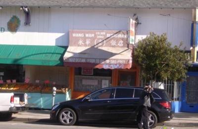 Wang Wah Restaurant - San Francisco, CA