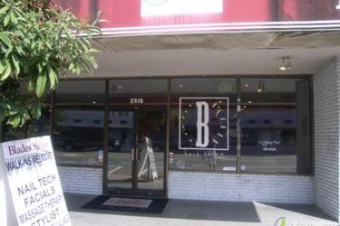 Blades Salon & Day Spa