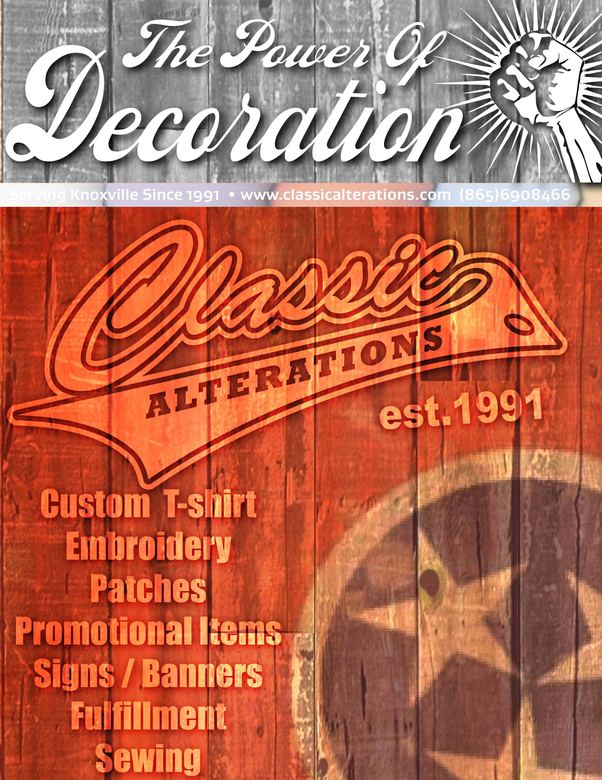 Classic Alterations And Monograms 9309 Kingston Pike Knoxville Tn