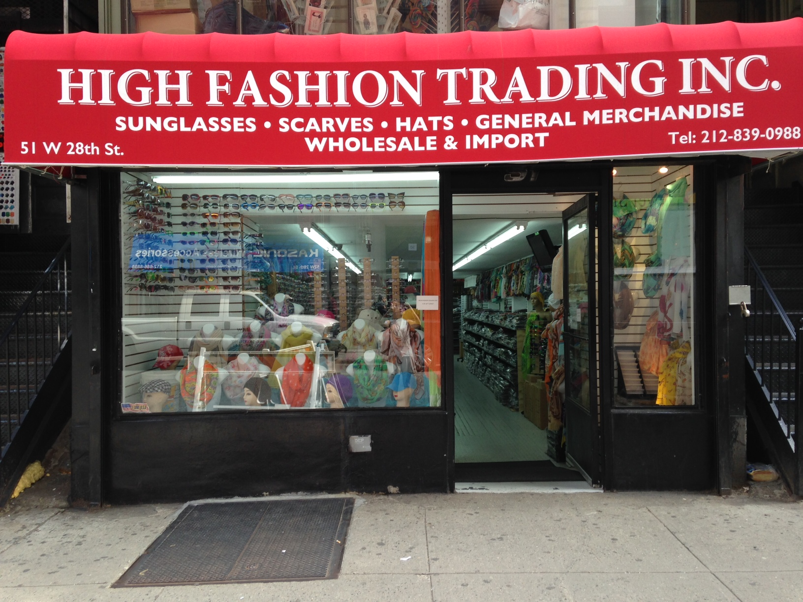 High Fashion Trading 51 W 28th St New York NY YP