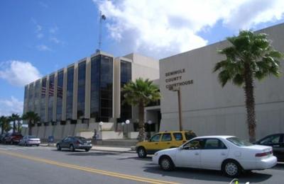Honorable Clayton D Simmons - Sanford, FL