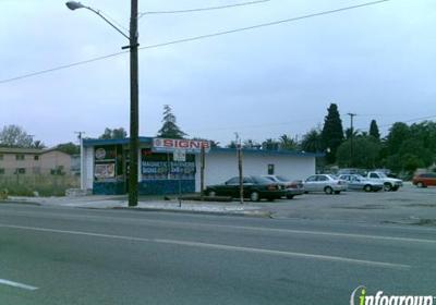 Aarons Signs / All Star Banners 3770 Van Buren Blvd