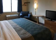 Econo Lodge Darien Lakes - Corfu, NY
