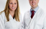 "Dr. Amber and Dr. Oestervemb (Dr. ""O"")"