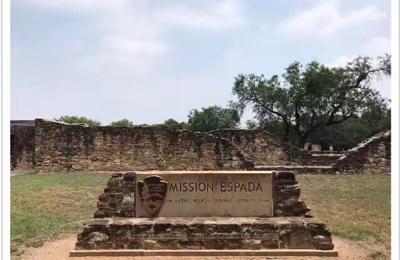Mission Espada - San Antonio, TX