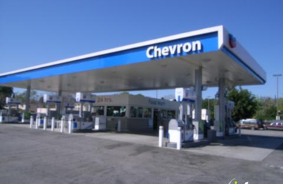Chevron - Valley Village, CA