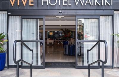 Vive Hotel Waikiki - Honolulu, HI