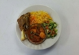 Sheba's Grocery & Cafe - Albuquerque, NM. Lamb Mandi
