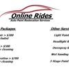 Online Rides - Auto Paint Restoration Services