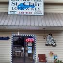 St Clair Lock & Key