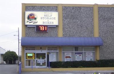 Bellam Self Storage U0026 Boxes   San Rafael, ...