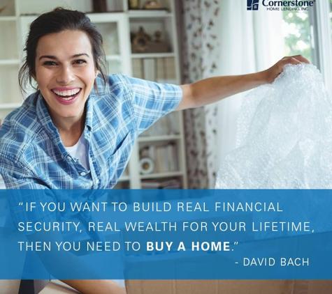 Cornerstone Home Lending, Inc. - Amy Oehler - Big Life Austin - Austin, TX