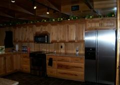 Country Woodworking Custom Cabinets - Valdosta, GA