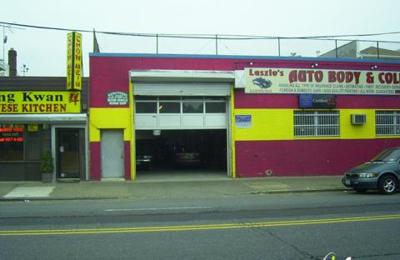 Laszlo's Auto Body & Collision, Inc. - Middle Village, NY