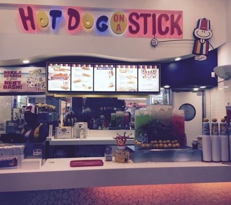 Hot Dog on a Stick - Arcadia, CA. Inside Sta. Anita  Mall