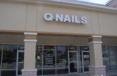 Q Nails - Hollywood, FL