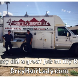 4 Points RV Service LLC - Mesa, AZ