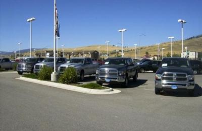 Lithia Dodge Missoula >> Lithia Chrysler Jeep Dodge Of Missoula 5001 Grizzly Ct